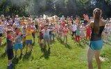 Wojcieszków: Przedszkolaki na olimpiadzie (foto)