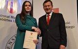 Gościeradów: Oliwia Kuśmierz stypendystką marszałka