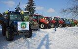 Powiat Lubelski: Zimowa promocja ZSTR w Piotrowicach (foto)