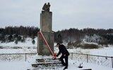 Krynice: Pamięci ofiar pacyfikacji (foto)