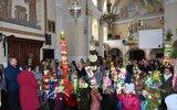 Modliborzyce: Jubileuszowy konkurs palm wielkanocnych (foto)