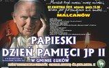 Gmina Łuków: Papieski dzień Pamięci JP II