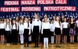 Komarów-Osada: Gminny Festiwal Piosenki Patriotycznej (foto)