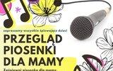 Głusk: Śpiewające dedykacje dla mam