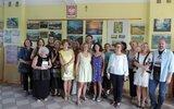Dzierzkowice: Udany wernisaż poplenerowej wystawy (foto)