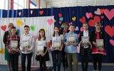 Rejowiec Fabryczny: Walentynkowe podsumowanie semestru (foto)