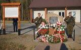 Księżpol: Odsłonięcie pomnika ofiar wojny (foto)