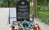 Obsza: Pamiętać o holocauście (foto)