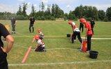 Trzydnik Duży: Młodzi druhowie po zawodach powiatowych