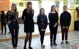 Dzierzkowice: Powiatowy konkurs młodych recytatorów
