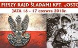 Gmina Łuków: Ostatnie zapisy uczestników rajdu śladami kpt.