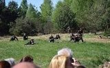 Krynice: Pierwsza rekonstrukcja bitwy pod Zaborecznem (foto)