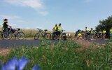 Krzywda: Na rowerowych szlakach (foto)