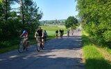 Gościeradów: Rodzinna niedziela na rowerach (foto)