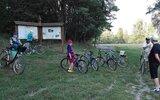 Krynice: Rocznicowy rajd rowerowy