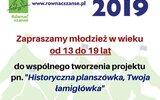 Wojcieszków: Nabór młodzieży do projektu historycznego
