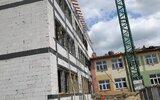 Głusk: Rozbudowa szkoły w Kalinówce zgodnie z planem
