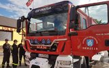 Krzywda: Strażacy z Okrzei z nowym samochodem (foto)