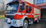 Trzydnik Duży: Kolejny nowy samochód dla strażaków (foto)