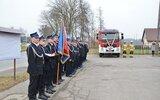 Trzydnik Duży: Uroczyste przekazanie samochodu dla strażaków (foto)