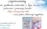Głusk: W słodkiej krainie Igi Sarzyńskiej