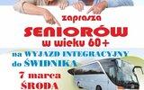 Trzydnik Duży: Integracyjny wyjazd seniorów