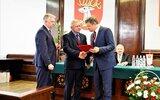 Powiat Lubelski: Sesja rady z okazji samorządowego święta (audio)