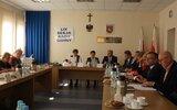 Gmina Łuków: Ostatnia sesja rady gminy