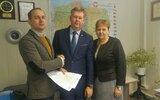 Wojciechów: Pierwsza umowa na OZE podpisana