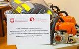 Krasnobród: Więcej sprzętu dla strażaków (foto)