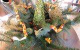 Obsza: Rodzinny konkurs świątecznych stroików