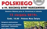Gmina Łuków: Zaproszenie na wojskowe święto