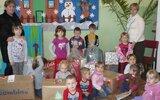 Gmina Krasnystaw: Szlachetna pomoc przedszkolaków (foto)