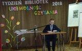Gościeradów: Tydzień Bibliotek na 100-lecie niepodległości (foto)