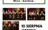 Zwierzyniec: Serbski folklor na deptaku
