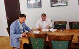 Nałęczów: Umowa na termomodernizację SP ZOZ podpisana