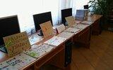 Dzierzkowice: Autopromocja ciekawych książek (foto)