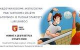Powiat Lubelski: Międzynarodowy turniej siatkarzy