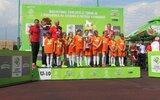Nowodwór: Dziesiąte miejsce piłkarek w Pucharze Tymbarku (foto)