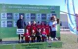 Modliborzyce: Cenne doświadczenie piłkarek U-10
