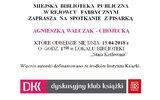 Rejowiec Fabryczny: A. Walczak-Chojecka w DKK