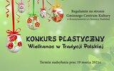Gmina Krasnystaw: Jubileuszowy konkurs wielkanocny