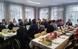 Rejowiec Fabryczny: Świąteczne spotkanie w WTZ (foto)