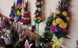 Józefów: Wielkanocne palmy i stroiki po ocenie