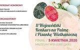 Głusk: Drugi wojewódzki konkurs wielkanocny