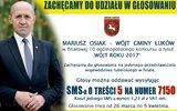Gmina Łuków: Finisz głosowania na wójta roku