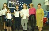 Głusk: Nagrody za świąteczne życzenia uczniów z Wilczopola (foto)
