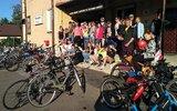 Trzydnik Duży: W rocznicę wojny na rowerach