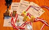 Tyszowce: Medalowy weekend
