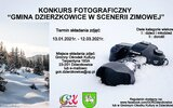 Dzierzkowice: Zimowy konkurs fotograficzny